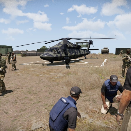ArmA 3 – One Hex Away